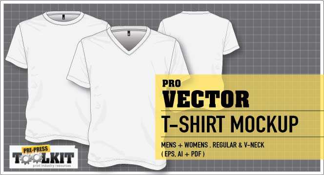 best mens vector t-shirt mockup template