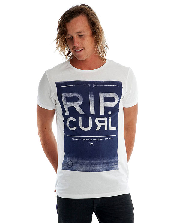RipCurl Spray Box T-shirt Design Inspiration