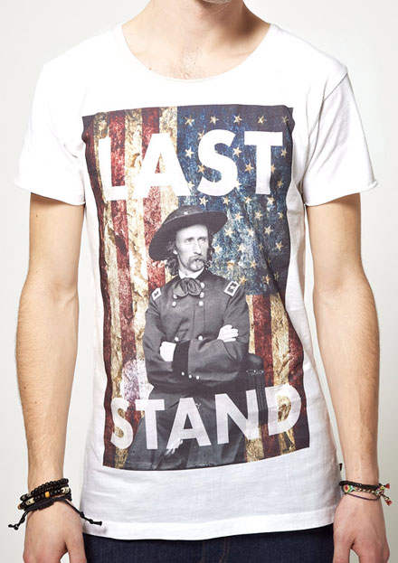 Dead-legacy-last-stand t-shirt photo print