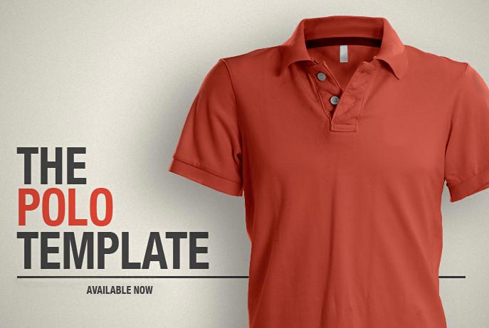 The polo shirt template psd prepress toolkit apparel for Free polo shirt mockup psd
