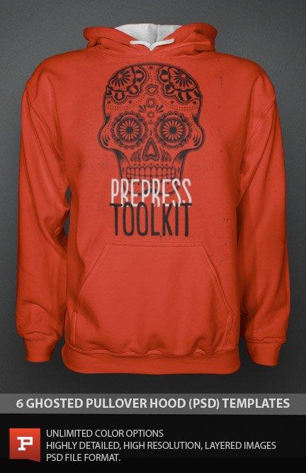 hoodie template psd
